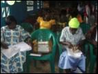Leadership workshop at Messiah Mission Church in Morris Farm, Paynesville, Liberia