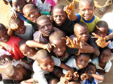 Liberian Children in need