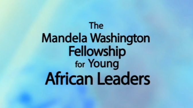 Applications for the 2015 Mandela Washington Fellowshiip